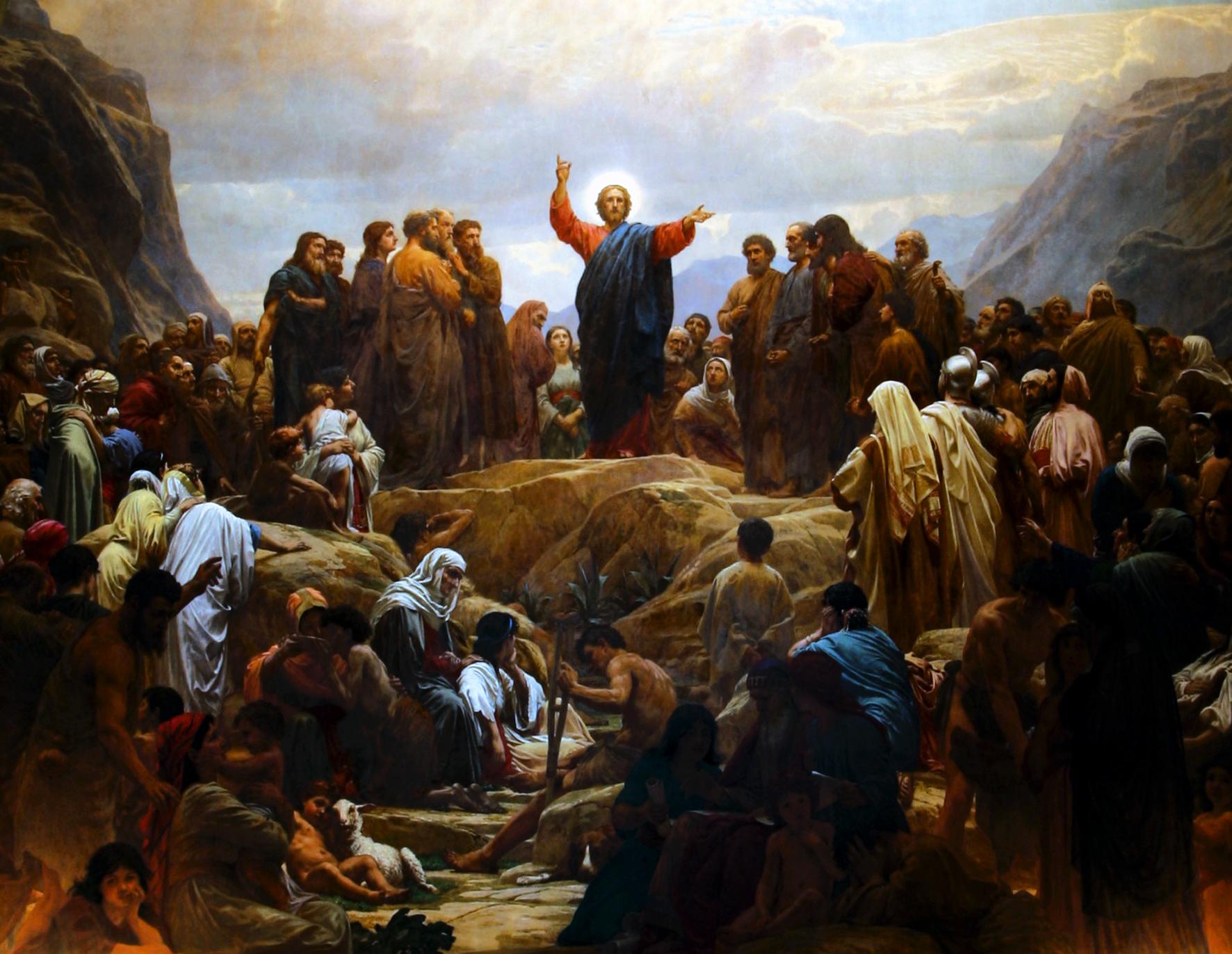 Sermon de la Montaña krouillong comunion en la mano es sacrilegio3