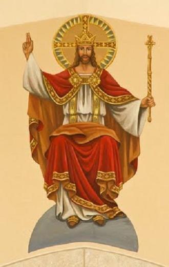 jesucristo rey del universo krouillong sacrilega comunion en la mano