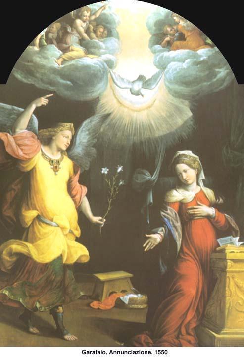 Anunciacion El Angelus krouillong comunion en la mano es sacrilegio Garafalo