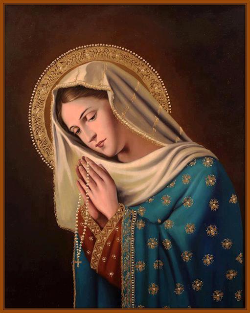 visitas a maria santisima krouillong virgen maria comunion en la mano