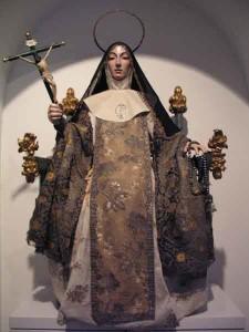 santa catalina de bolonia krouillong benditas almas del purgatorio comunion en la mano