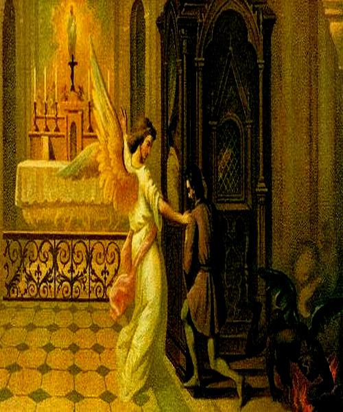 confesion general sacramento penitencia krouillong comunion en la mano