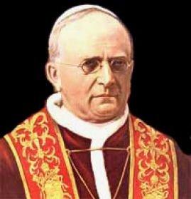 papa pio xi krouillong comunion en la mano
