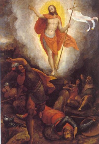 Pascua de Resurreccion krouillong comunion en la mano sacrilegio 4 Cristo Resucitado