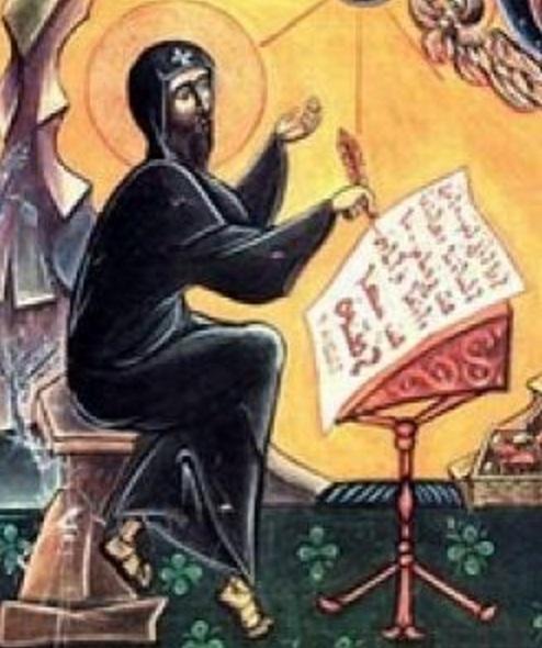 San Afraates krouillong comunion en la mano sacrilegio