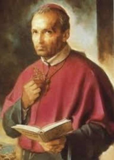 San Alfonso Maria de Ligorio krouillong comunion en la mano sacrilegio