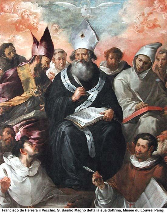 San Basilio el grande krouillong comunion en la mano sacrilegio
