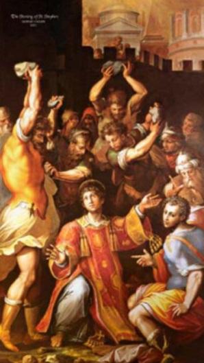 San Esteban Martirio krouillong comunion en la mano sacrilegio