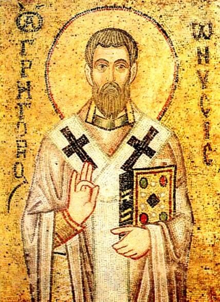 San Gregorio de Nisa krouillong comunion en la mano sacrilegio 2