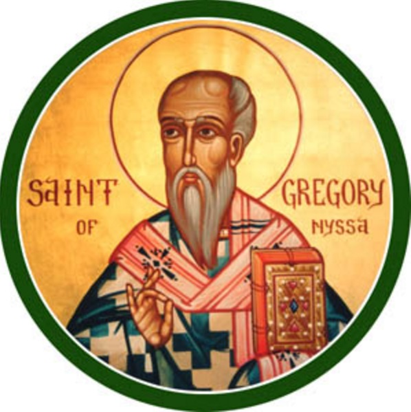 San Gregorio de Nisa krouillong comunion en la mano sacrilegio