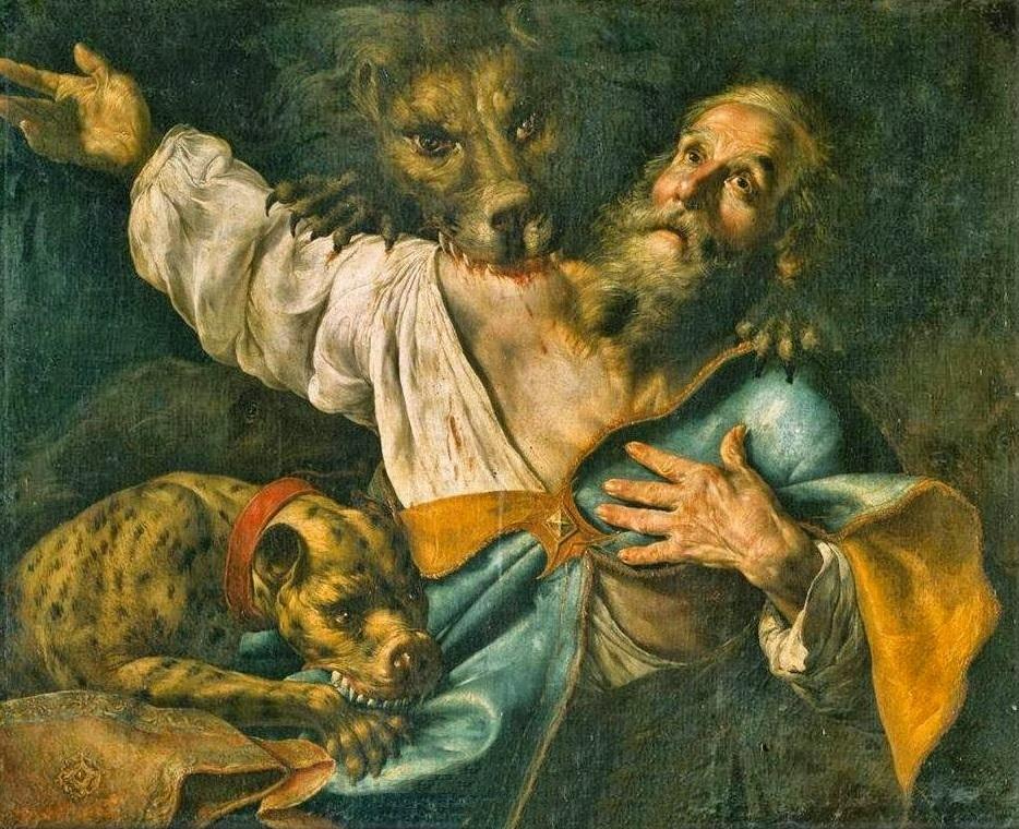 San Ignacio de Antioquia Martirio krouillong comunion en la mano sacrilegio 3