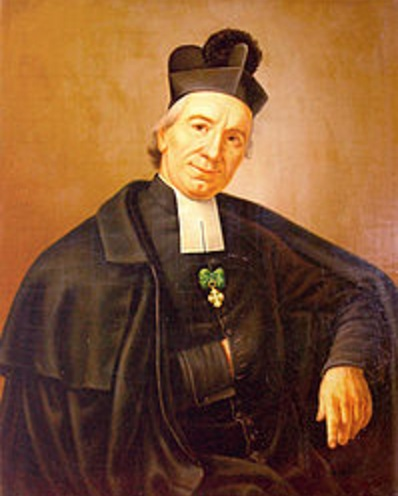 San José Benito Cottolengo krouillong comunion en la mano sacrilegio