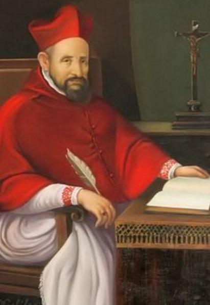 San Roberto Belarmino krouillong comunion en la mano sacrilegio 2
