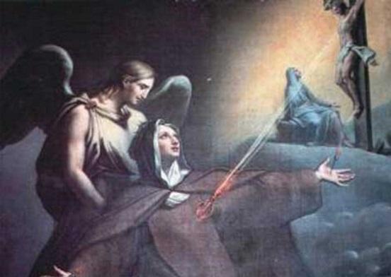 santa veronica giuliani krouillong comunion en la mano sacrilegio