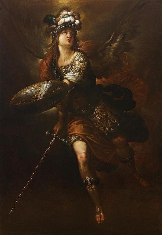 San Miguel Arcangel krouillong comunion en la mano es sacrilegio 7