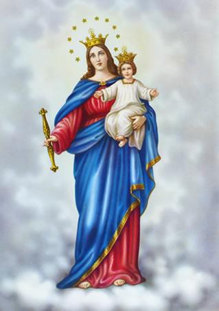 Santa Maria Auxiliadora krouillong comunion en la mano es sacrilegio