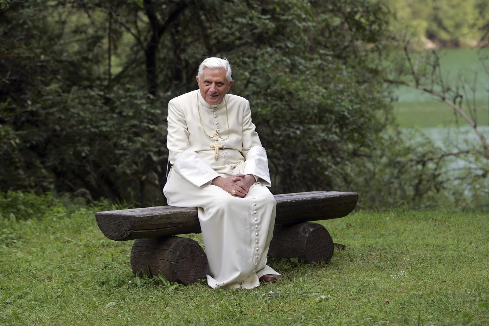 benedicto XVI castel gandolfo enciclicas oraciones exhortaciones apostolicas krouillong sacrilegio comunion en la mano 40