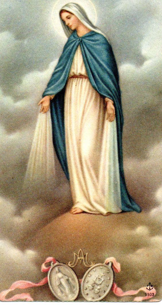 nuestra señora de la medalla milagrosa 1
