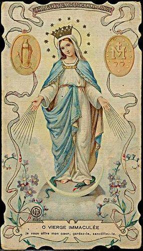 nuestra señora de la medalla milagrosa krouillong comunion en la mano es sacrilegio