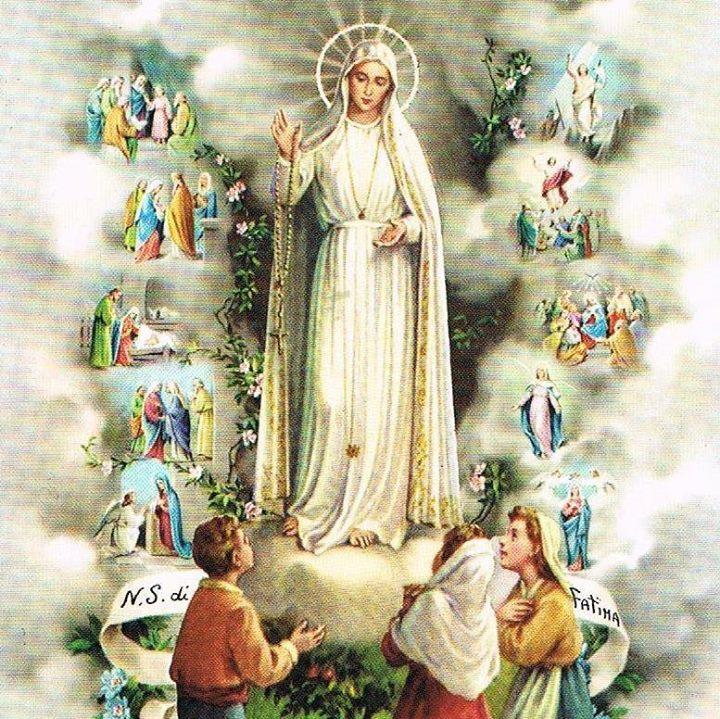 misterios del santo rosario krouillong comunion en la mano es sacrilegio