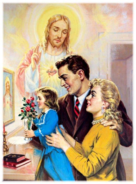 familia catolica krouillong comunion en la mano es sacrilegio