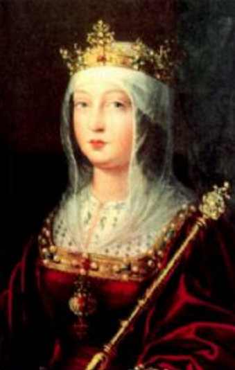 Isabel La Catolica reina krouillong comunion en la mano es sacrilegio