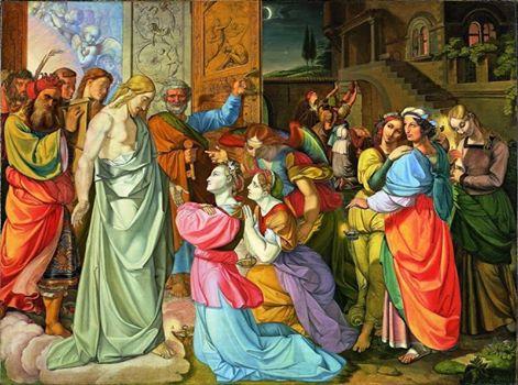 Parabola de las Virgenes Prudentes y las Virgenes Necias krouillong comunion en la mano es sacrilegio