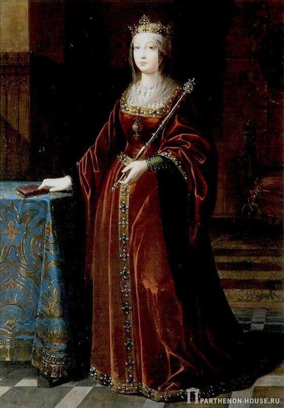 Reina Isabel La Catolica krouillong 6