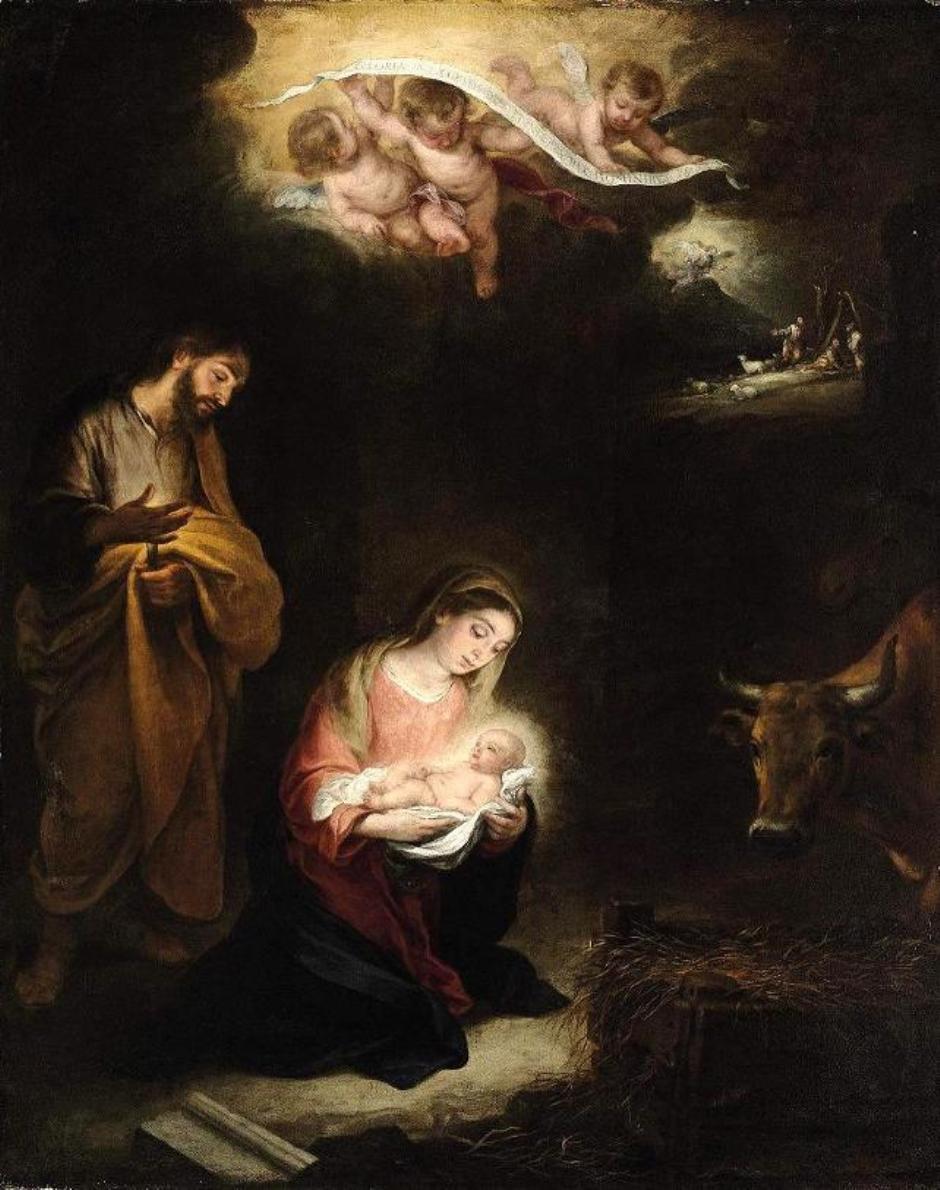 navidad natividad murillo krouillong