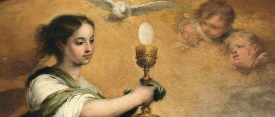 Del pan supersustancial que pedimos en la oración dominica krouillong adelante la fe