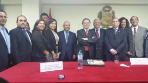 CARLOS PALOMEQUE Y LUIS SERRANO