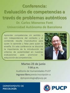 Conferencia Evaluacion de competencias_C. Monereo