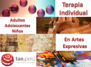 LOGO TAE TERAPIAS INDIVIDUALES