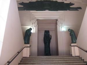 Conjunto escultorico La Patria, Manuel Piqueras Cotolí