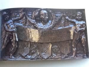 Placa conmemorativa del Inca Garcilaso de la Vega, 1935