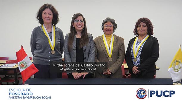 sustentación Mirtha Lorena Del Castillo Durand