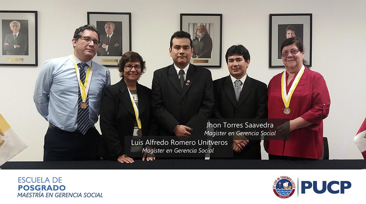 Sustentación Luis Alfredo Romero Untiveros y Jhon Torres Saaved