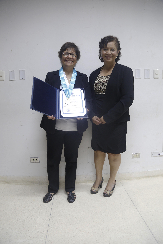 Reconocimiento al trabajo realizado por la Maestría en Gerencia Social - PUCP en la Universidad