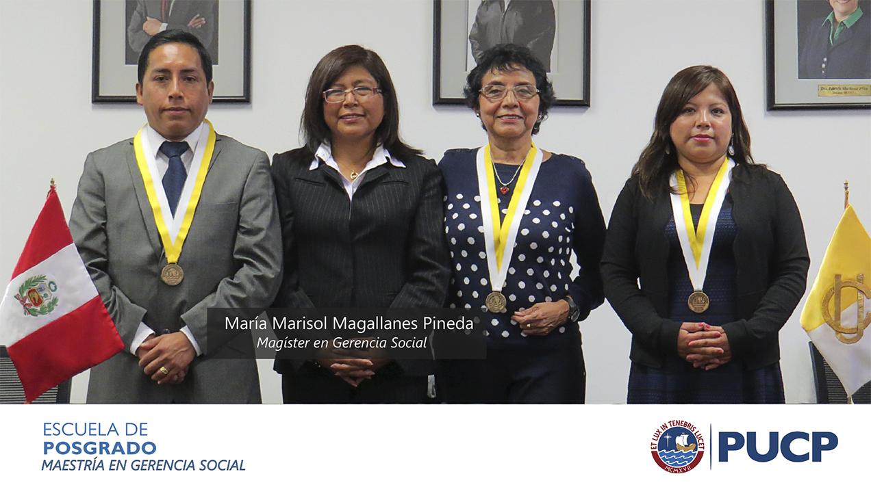 Sustentación Maria Marisol Magallanes