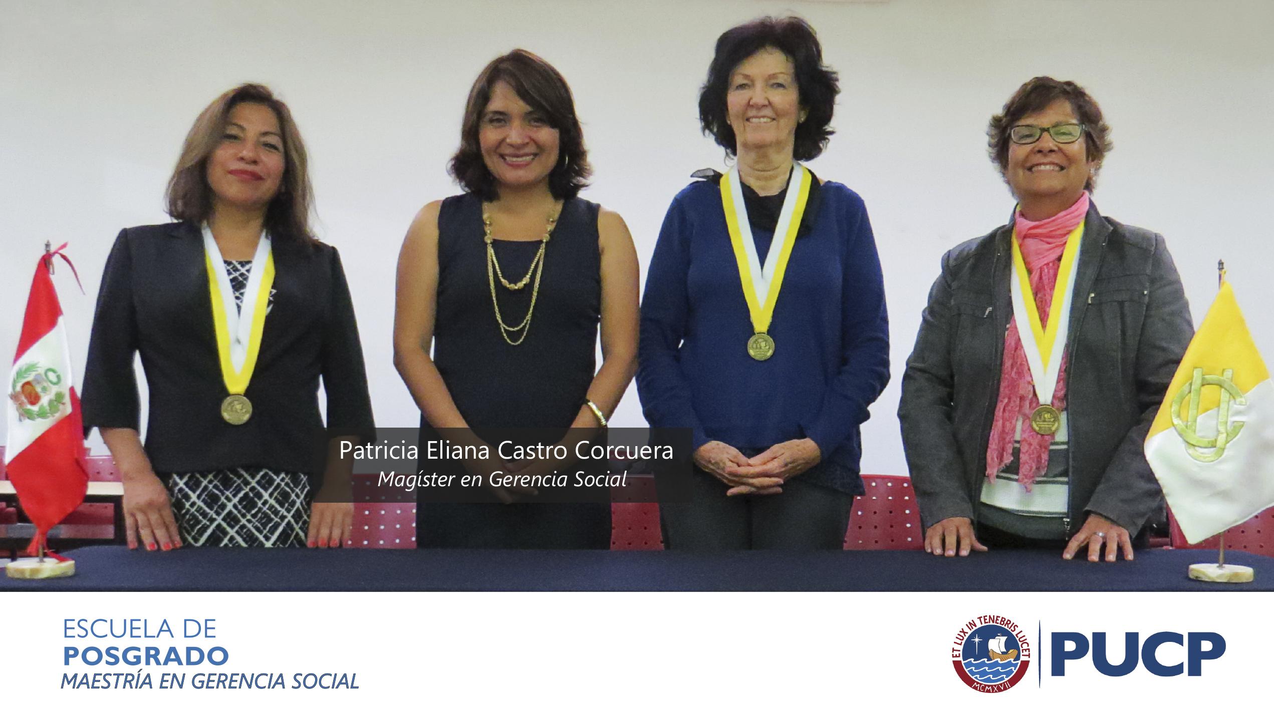 Sustentación Patricia Eliana Castro Corcuera