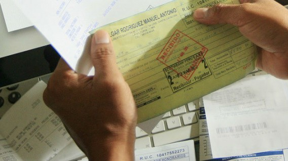 Sunat pone en marcha sistema de alertas para evitar uso indebido de comprobantes de pago