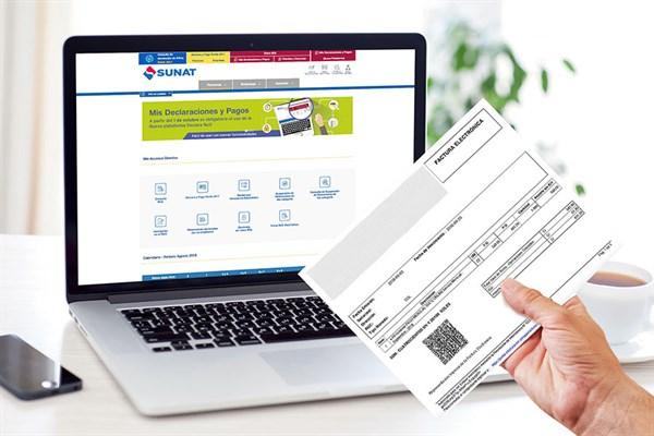 Mipymes emiten facturas electrónicas