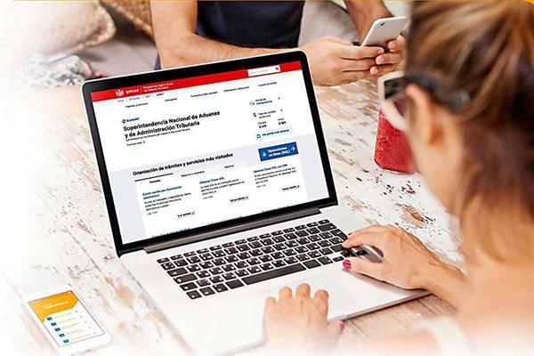 Sunat: Digitalización busca facilitar pagos de las obligaciones