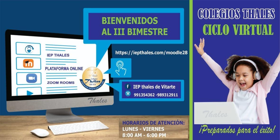 IEP Thales de Vitarte