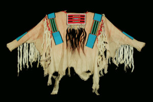 Chief Joseph's auctioned war shirt.