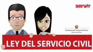 La Ley del Servicio Civil es una de las políticas públicas mas importantes para el país.