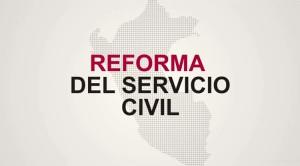 La reforma del servicio civil apuesta por el orden y la profesionalización del servicio en pos de un mejor servicio al ciudadano y un mejor manejo de los recursos públicos en la administración pública peruana.
