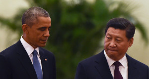 No Happily Ever After: 'Strategic Disagreements' Divide China, US. AFP 2015/Greg Baker