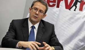 Juan Carlos Cortes, presidente ejecutivo de la Autoridad Nacional del Servicio Civil. Imagen: diariogestion