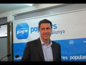 García Albiol, candidato del PP en Cataluña